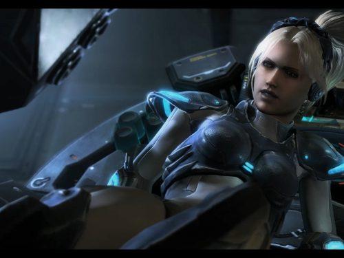 Нова Starcraft 2 Nova Covert Ops